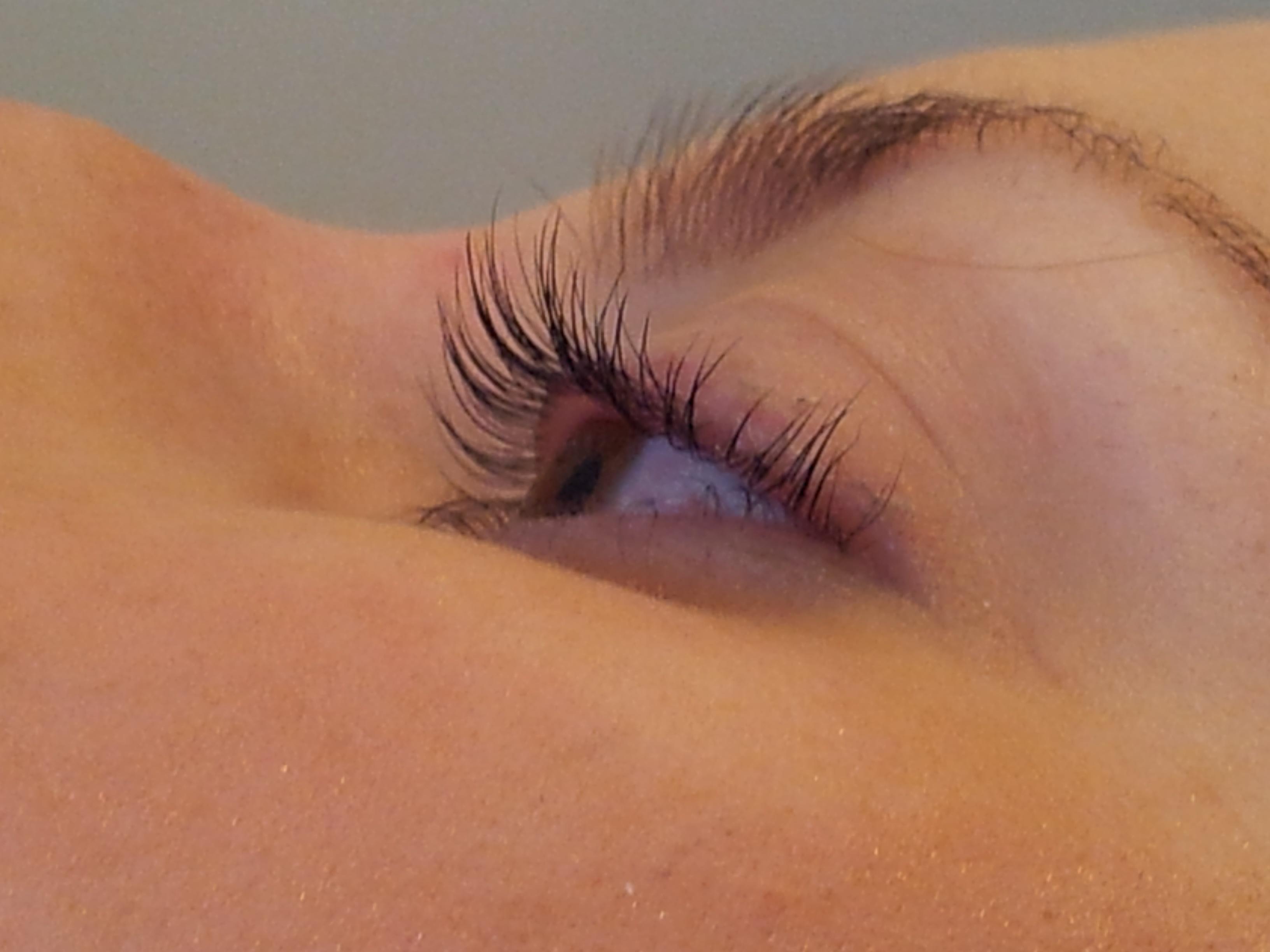 Express Eyelash Extensions After Eyelash Extensions