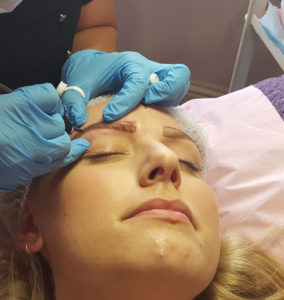 Microblading with The Lashologist PLUS, Norwich, Norfolk