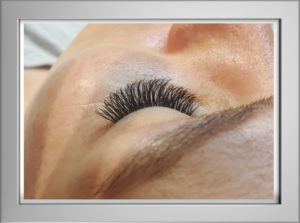 Volume eyelash extenions Norwich Norfolk