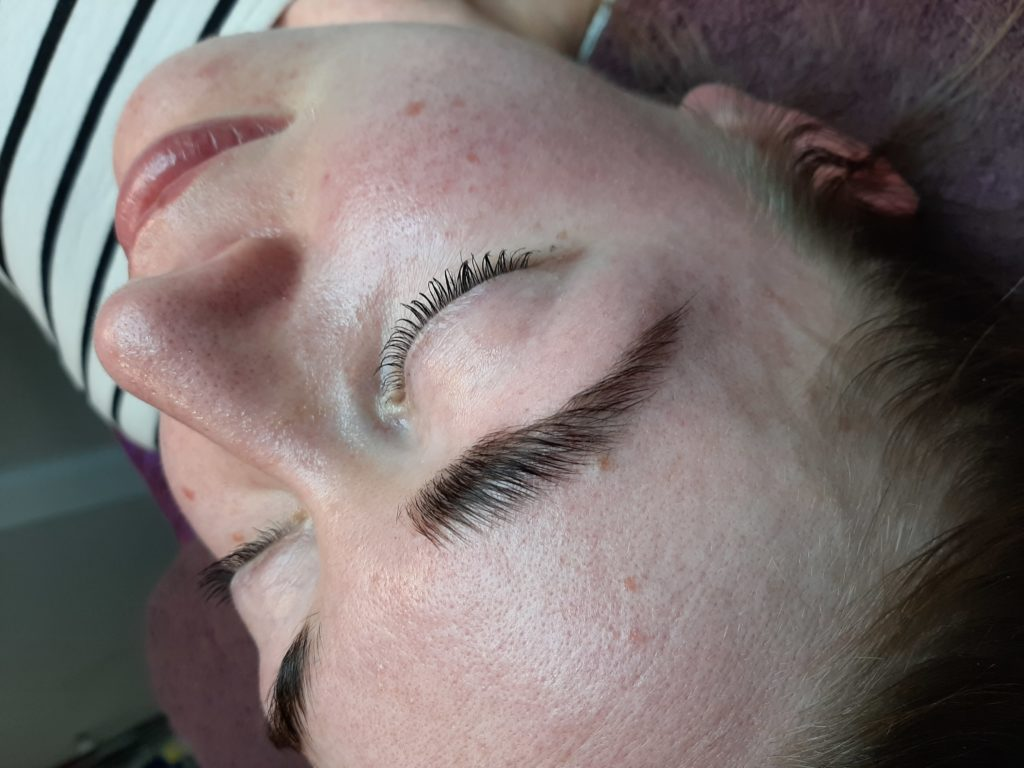 Eyebrow Lamination Norwich